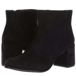 NEW Johnston & Murphy Finley Bootie Kid Suede